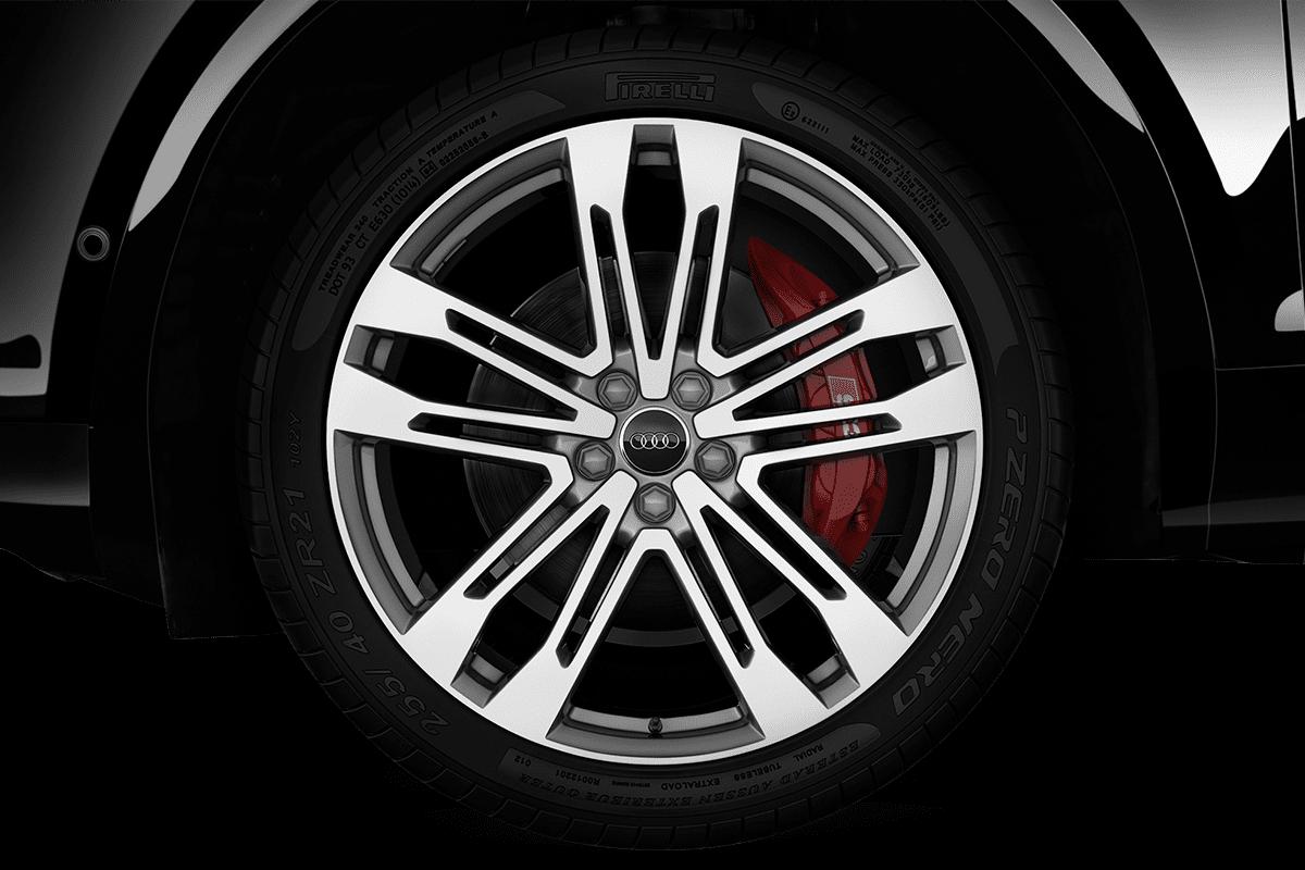 Audi SQ5 Sportback wheelcap
