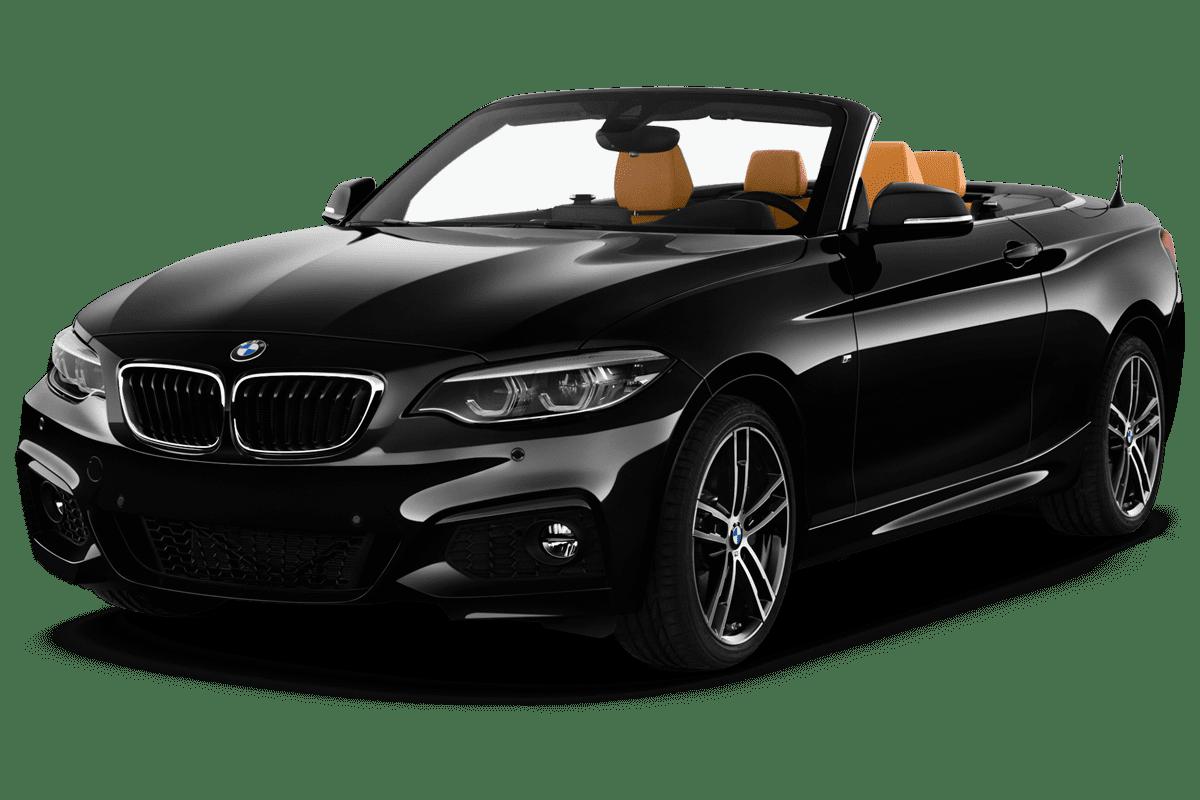 BMW 2er Cabrio angularfront