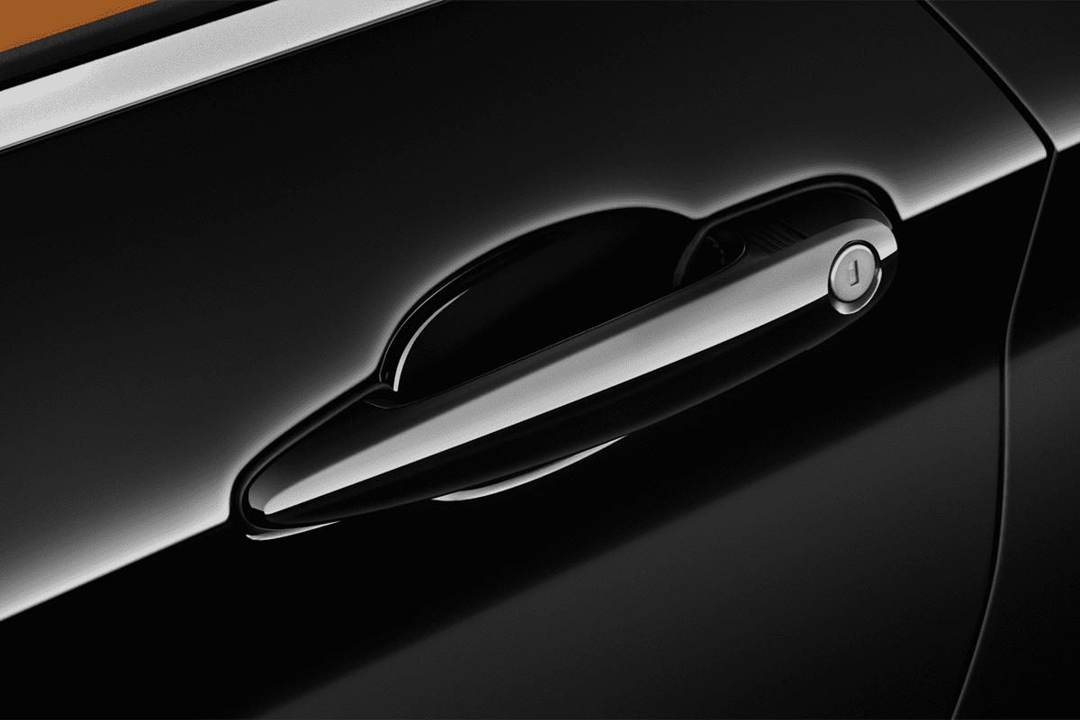 BMW 2er Cabrio doorhandle