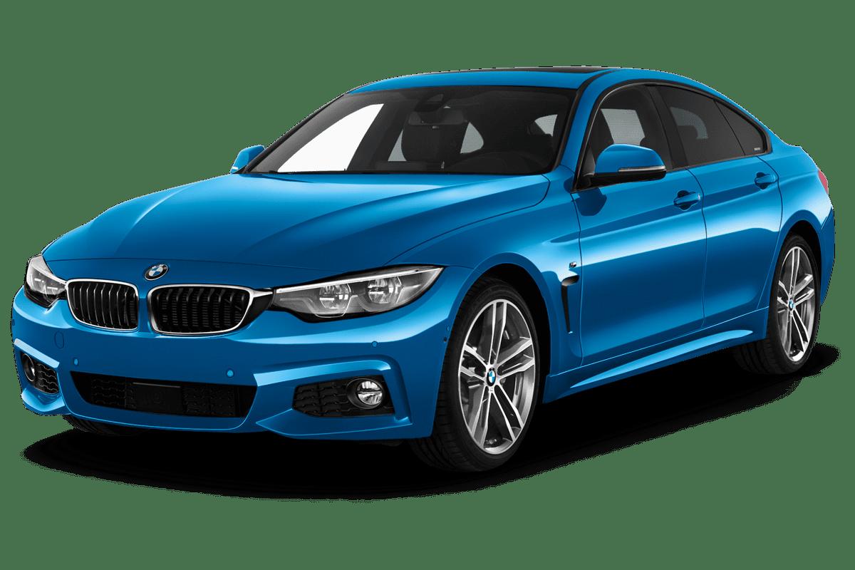 BMW 4er Gran Coupé  angularfront