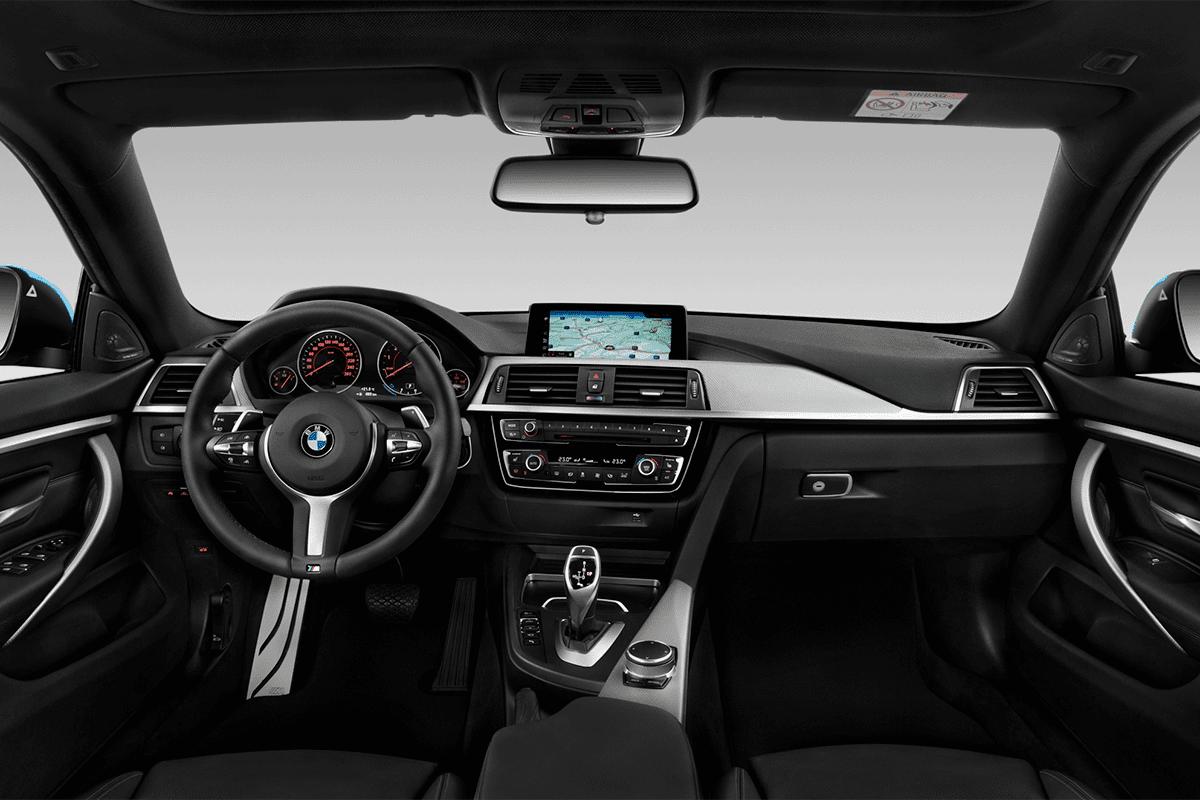 BMW 4er Gran Coupé  dashboard