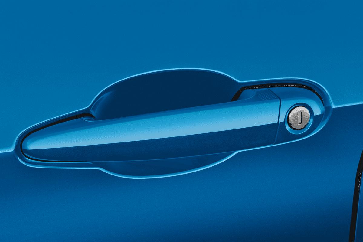 BMW 4er Gran Coupé  doorhandle