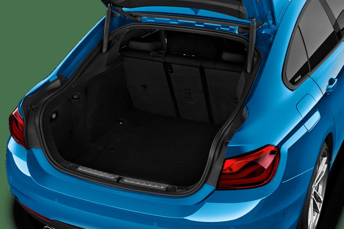 BMW 4er Gran Coupé  trunk