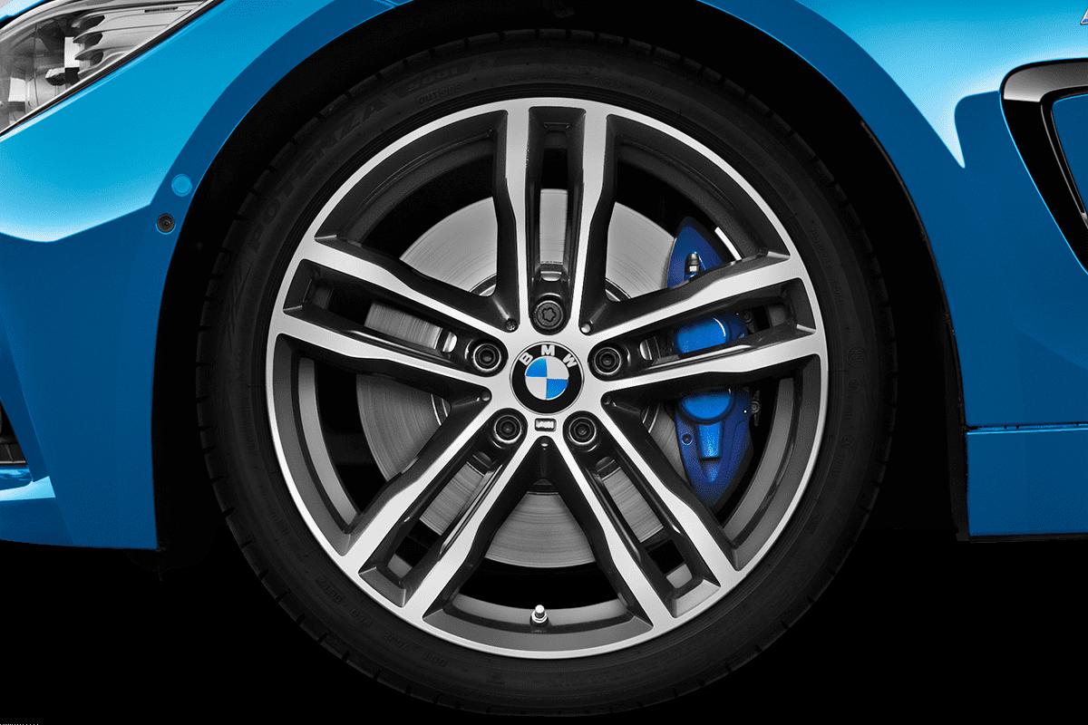 BMW 4er Gran Coupé  wheelcap