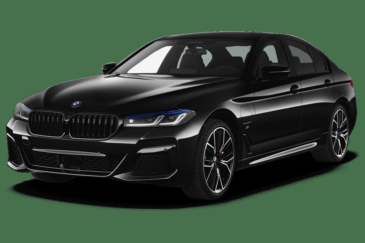 BMW 5er Limousine Plug-in-Hybrid angularfront