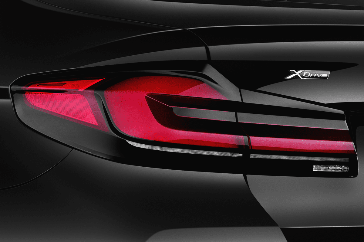 BMW 5er Limousine Plug-in-Hybrid taillight