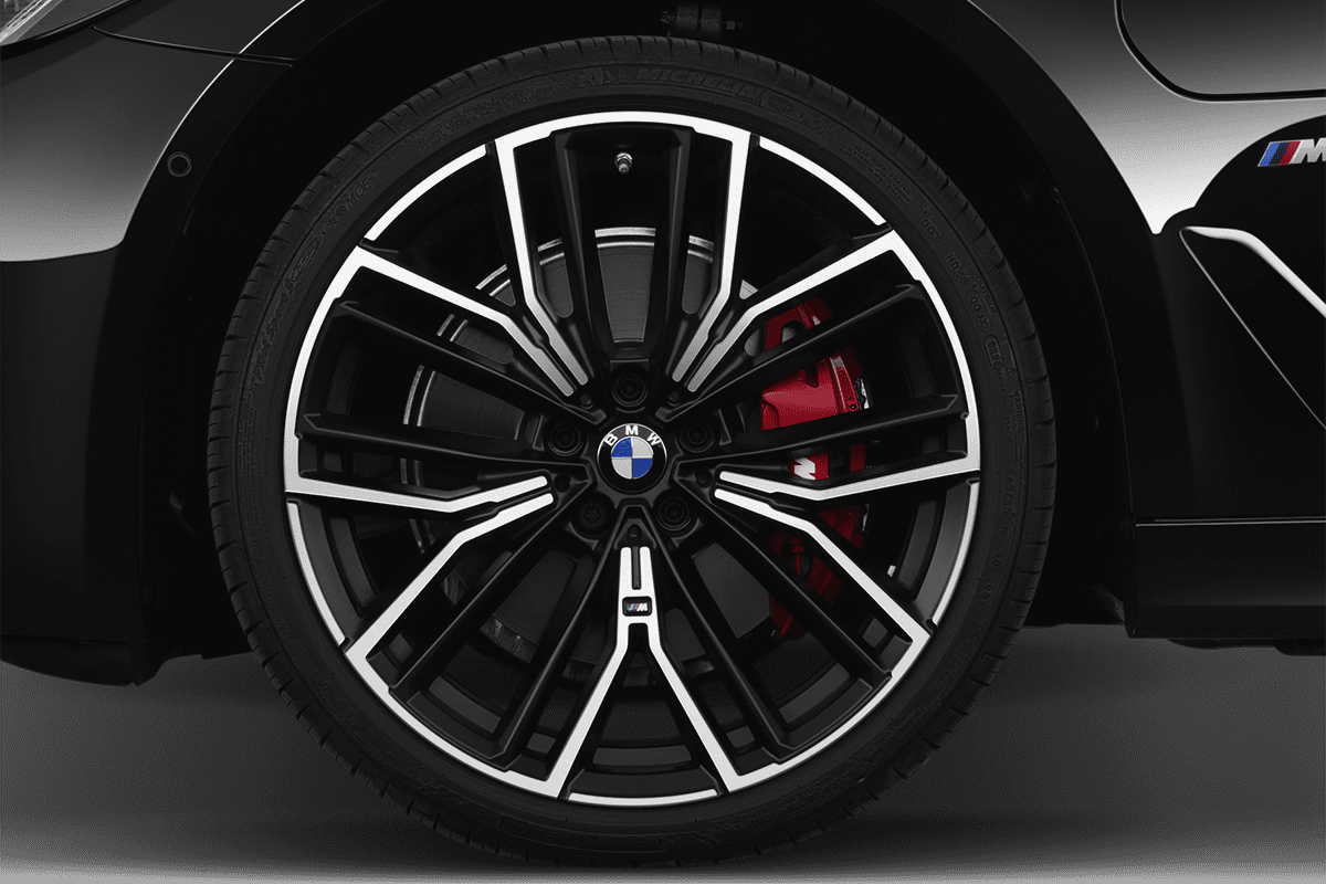 BMW 5er Limousine Plug-in-Hybrid wheelcap