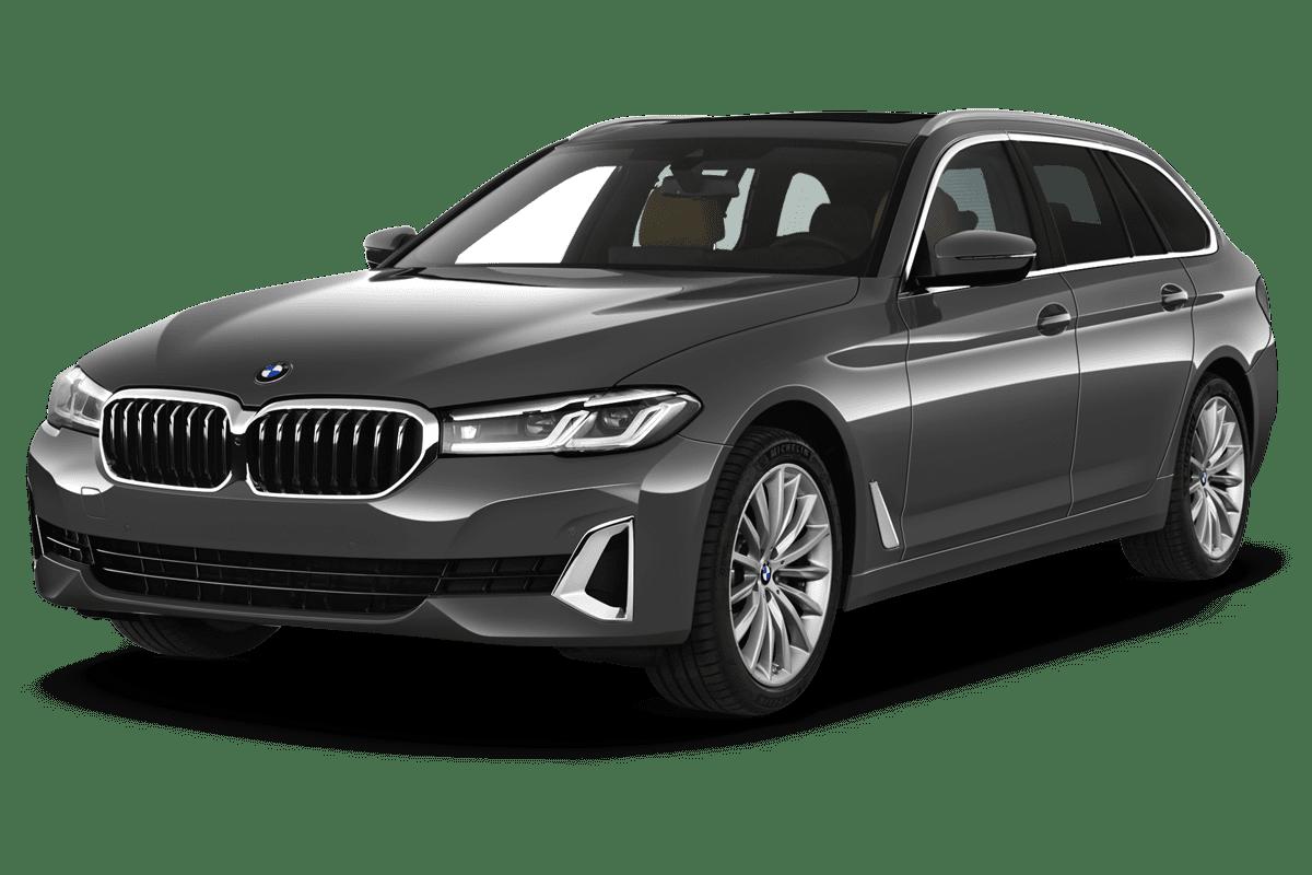 BMW 5er Touring angularfront