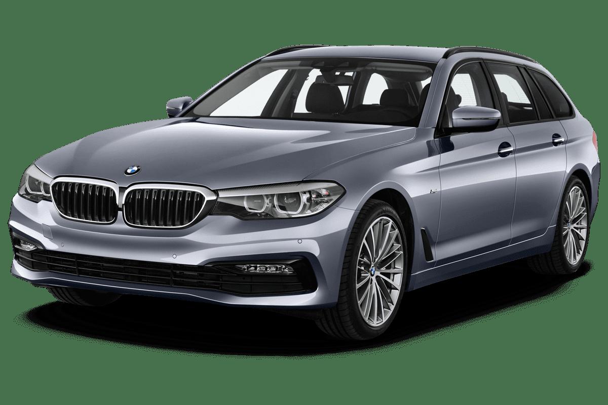 BMW 5er Touring M-Performance angularfront
