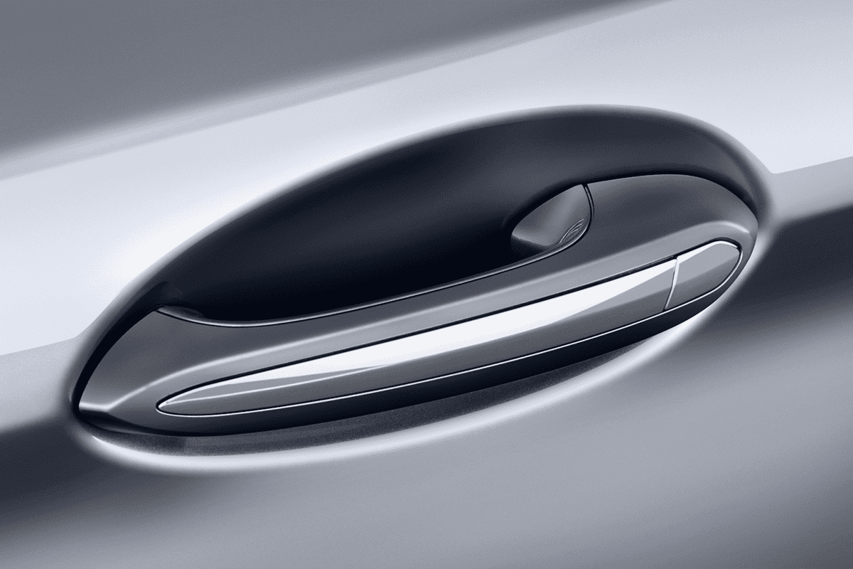 BMW 5er Touring Plug-in-Hybrid doorhandle