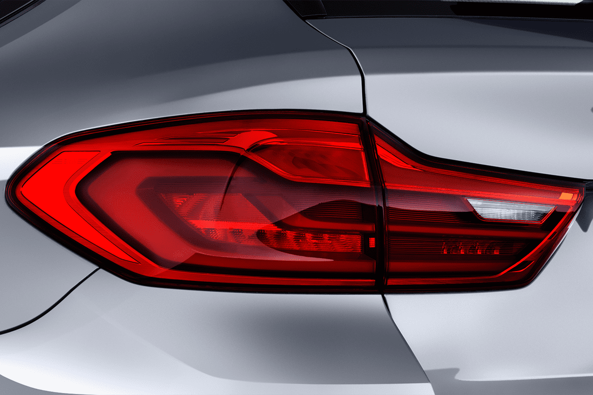 BMW 5er Touring Plug-in-Hybrid taillight