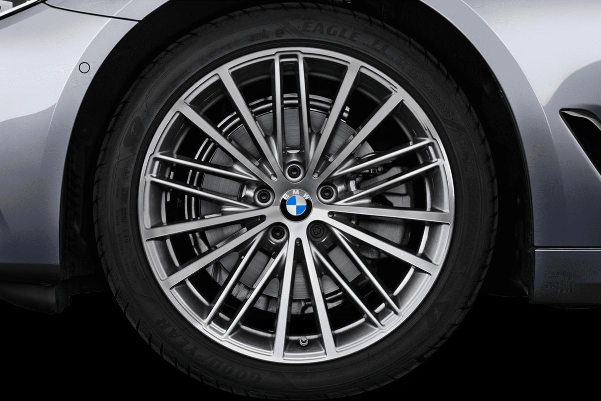 BMW 5er Touring Plug-in-Hybrid wheelcap