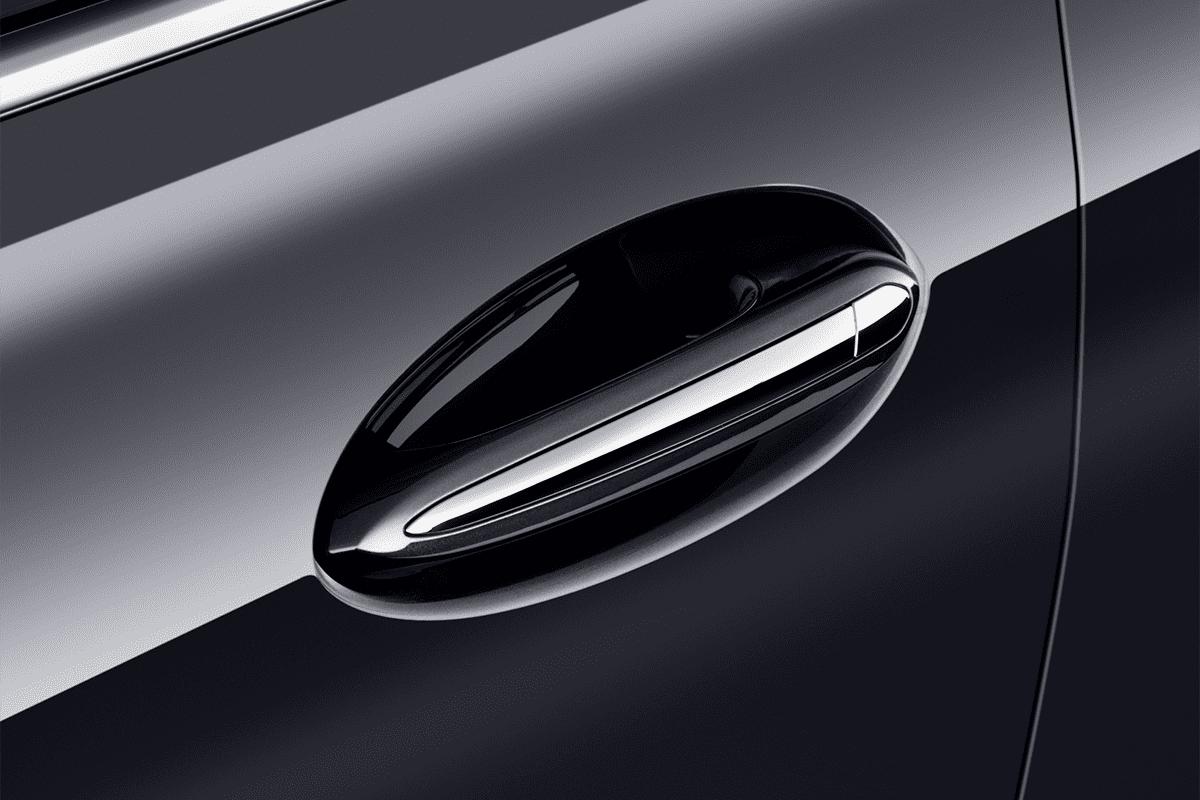 BMW 6er Gran Turismo doorhandle
