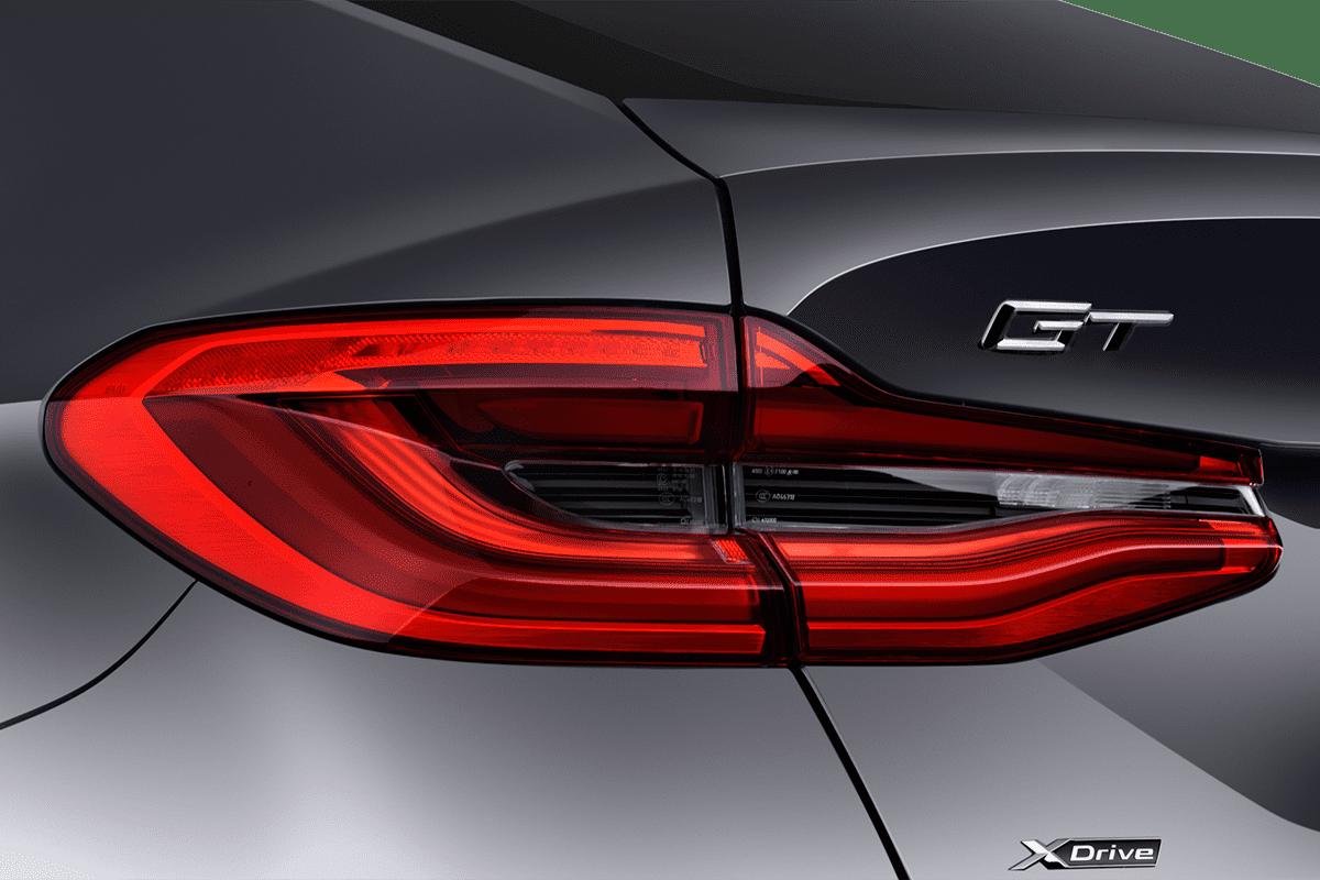 BMW 6er Gran Turismo taillight