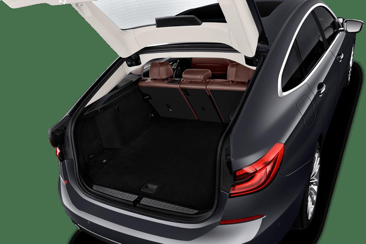 BMW 6er Gran Turismo trunk