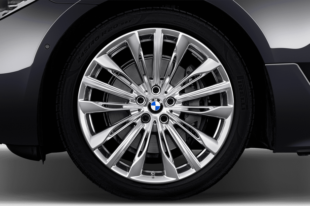 BMW 6er Gran Turismo wheelcap