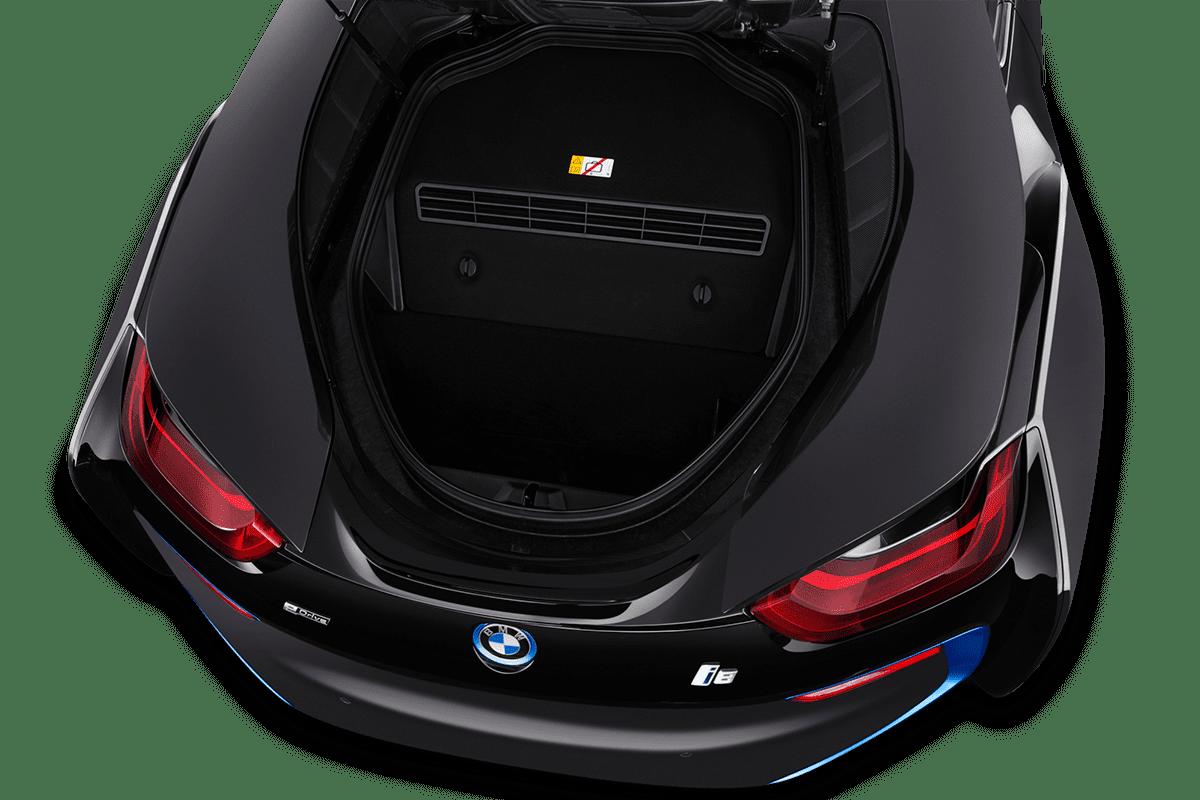 BMW  trunk