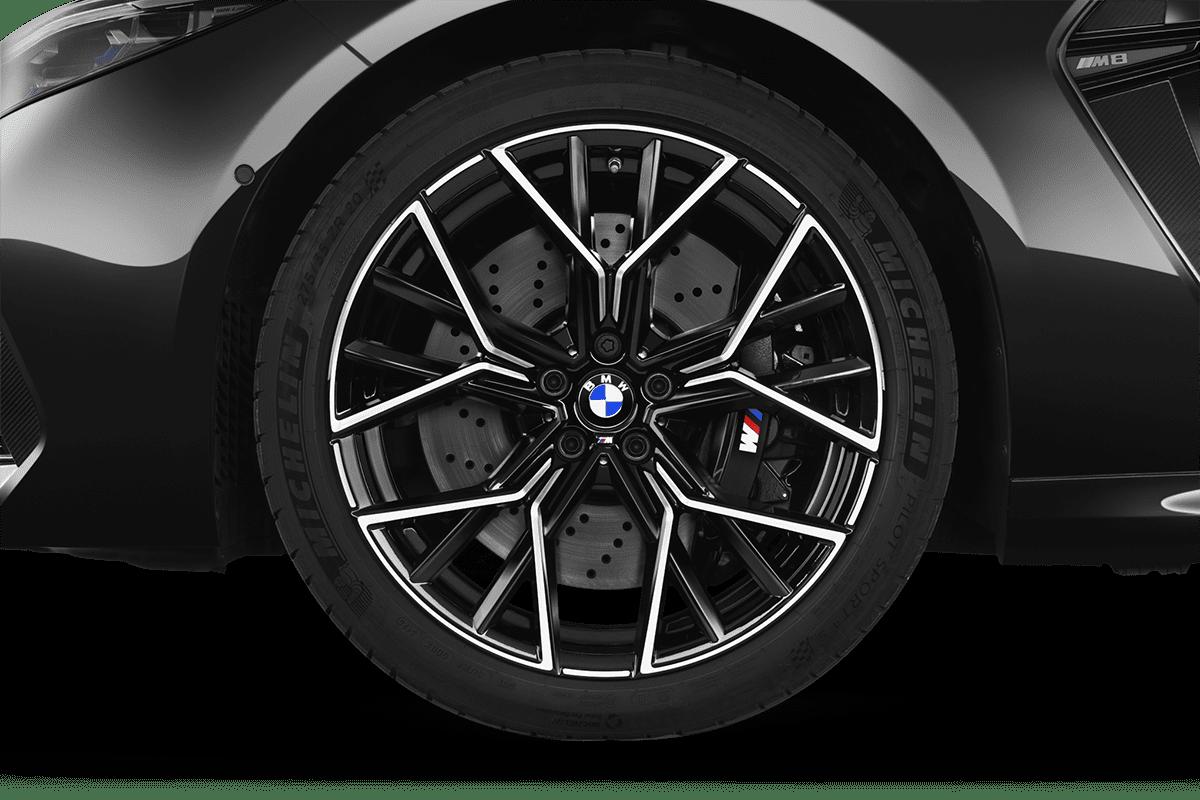 BMW M8 Cabrio wheelcap