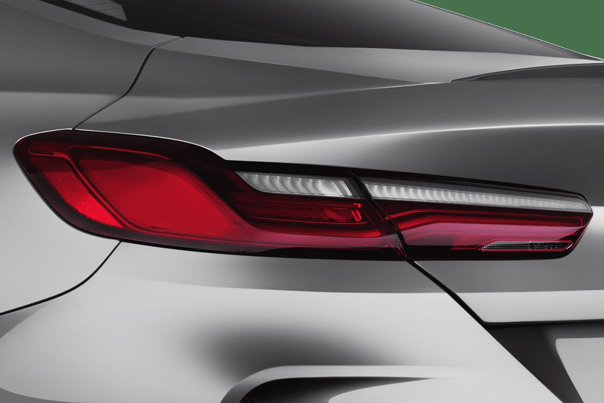 BMW M8 Coupé taillight