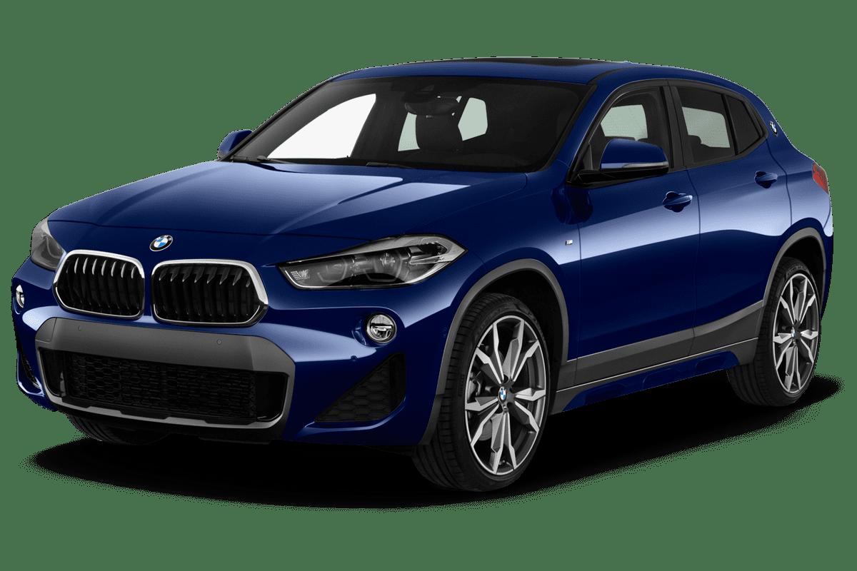 BMW X2 angularfront