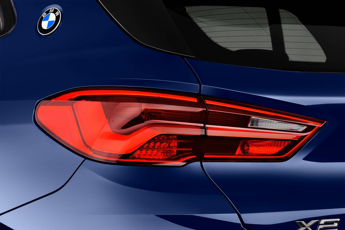 BMW X2 taillight
