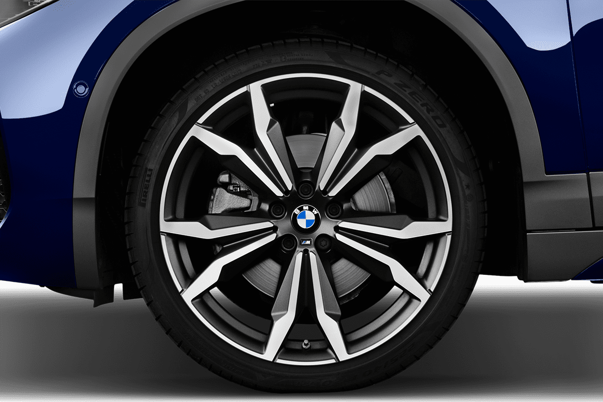 BMW X2 wheelcap