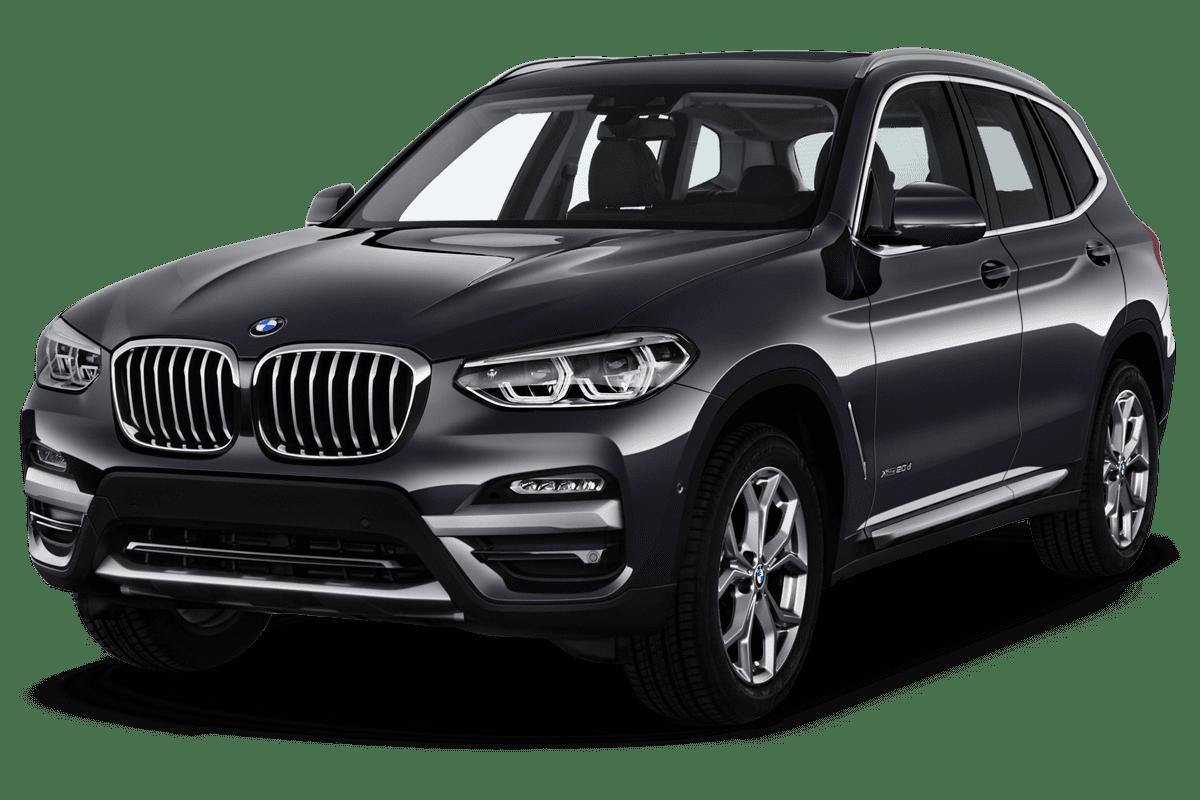 BMW X3 M-Performance angularfront