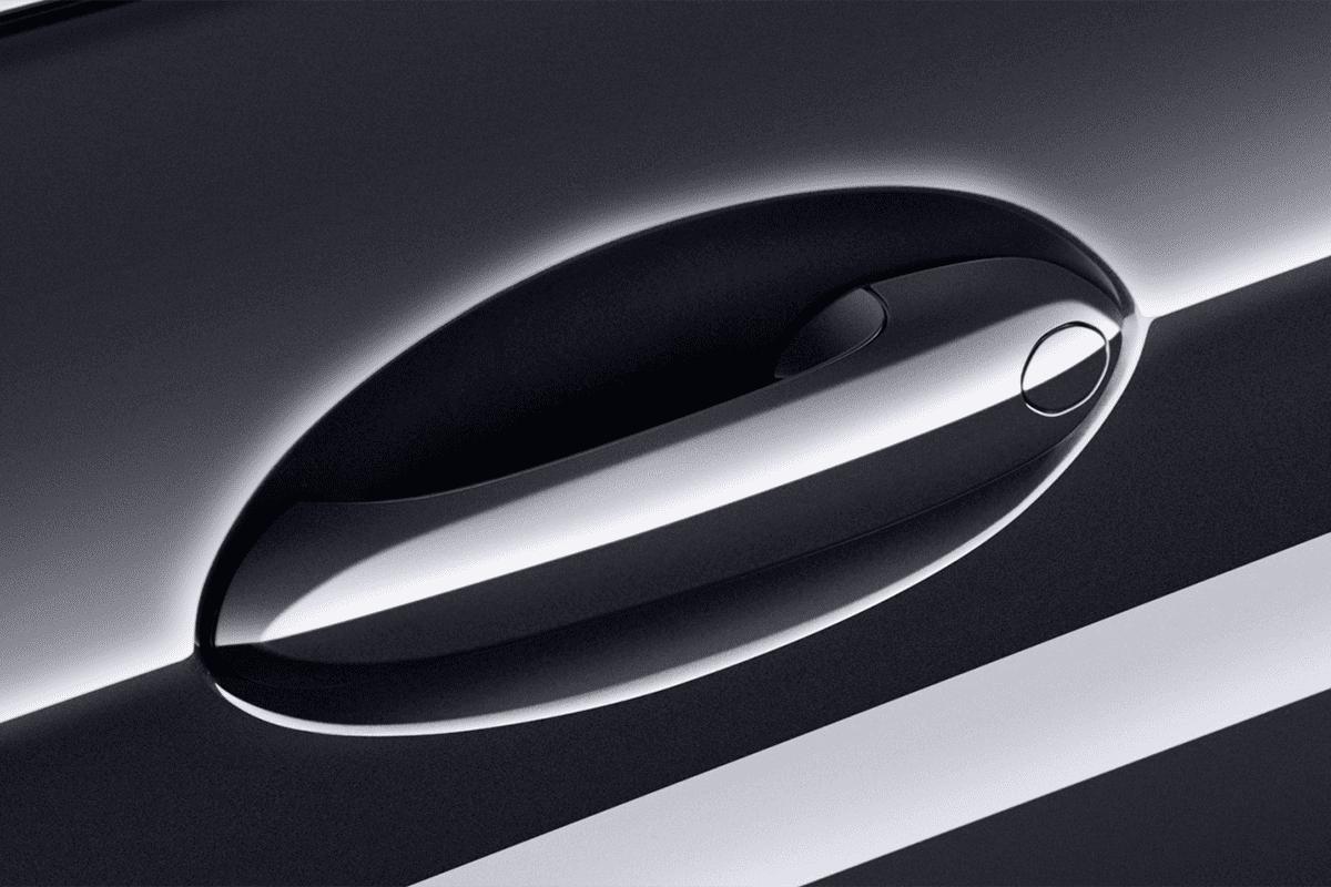 BMW X3 M-Performance doorhandle