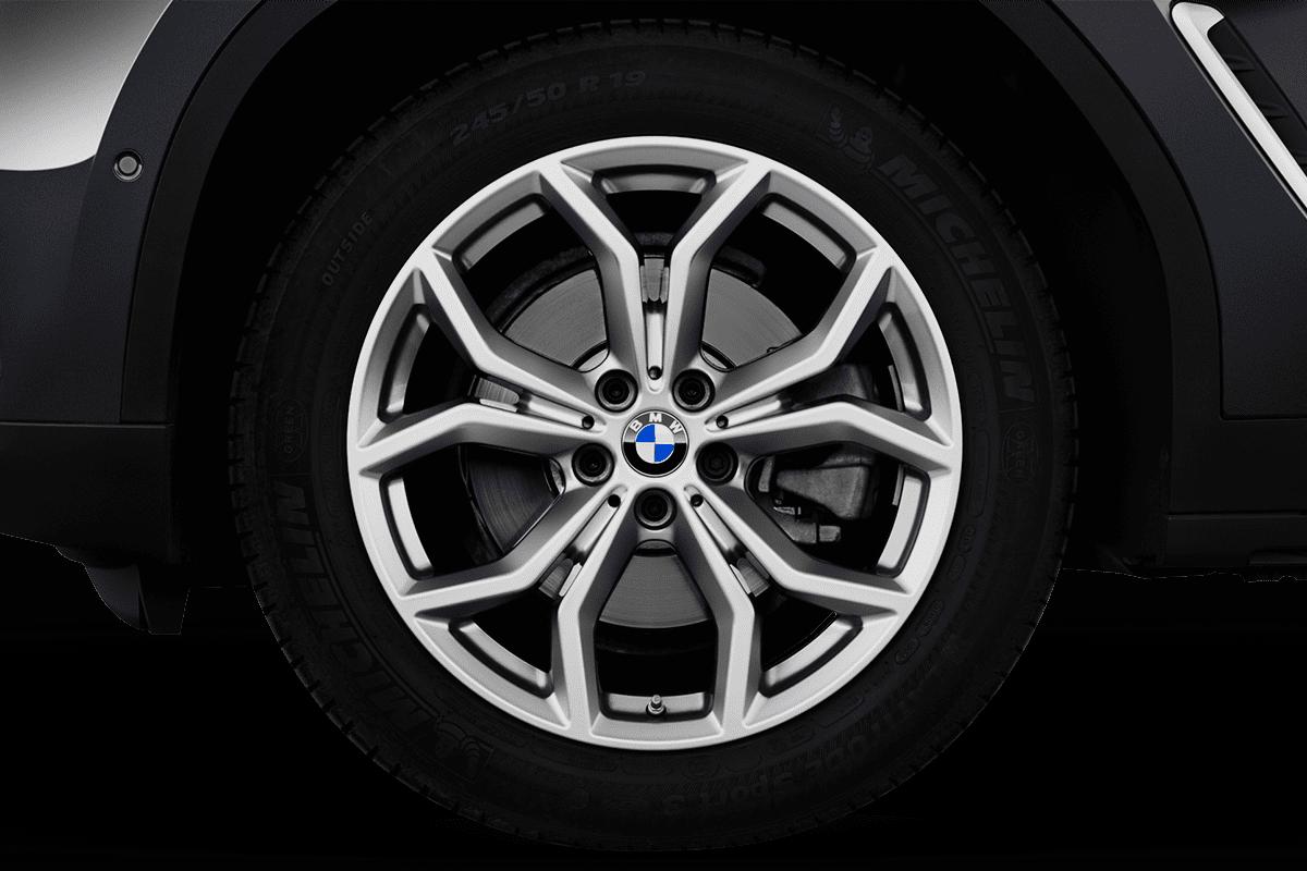 BMW X3 M-Performance wheelcap