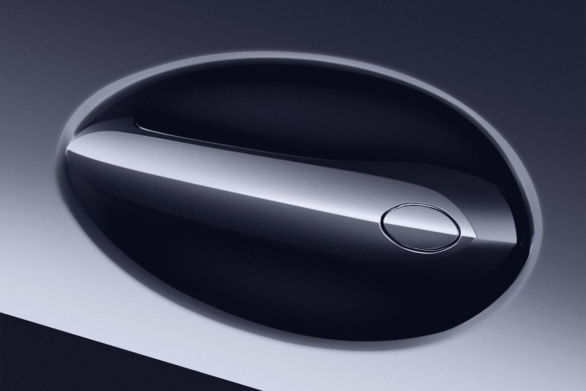 BMW X5 doorhandle