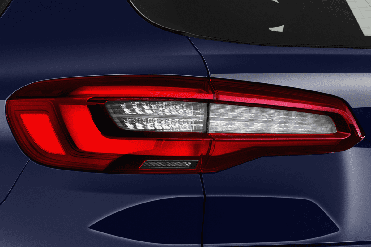 BMW X5 M  taillight