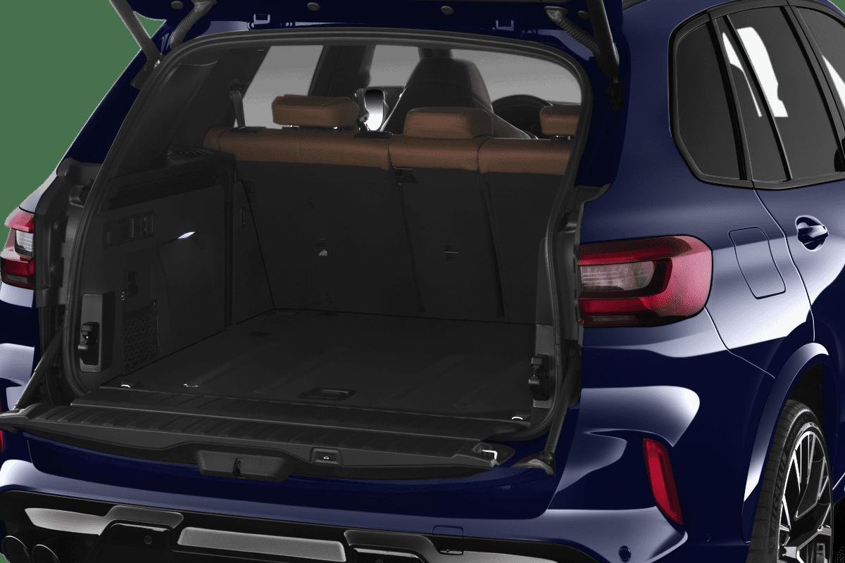 BMW X5 M  trunk