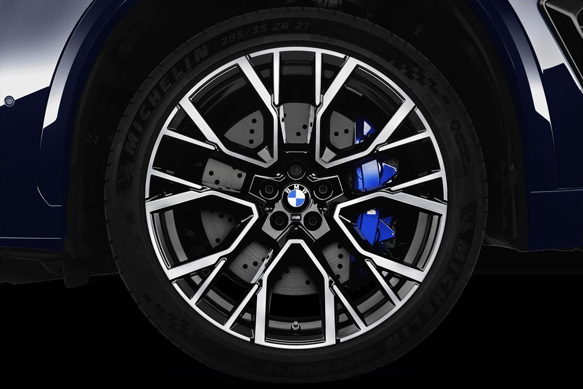 BMW X5 M  wheelcap