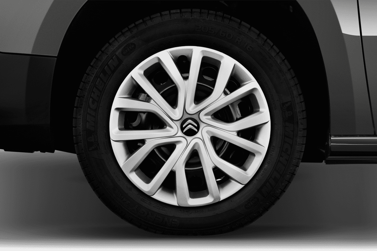 Citroen Berlingo wheelcap