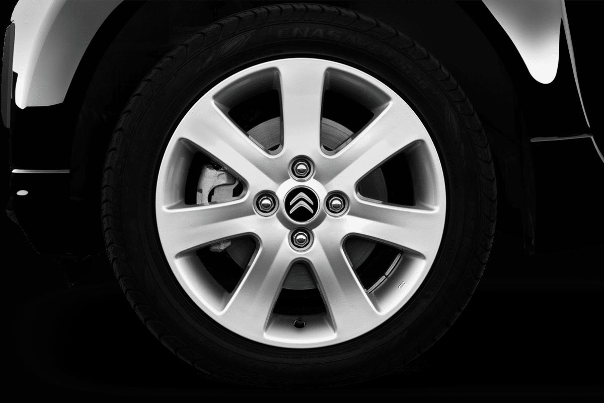 Citroen C-Zero wheelcap