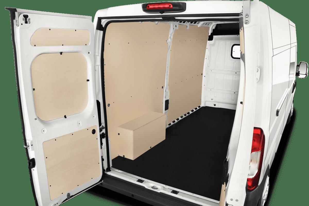 Citroen Jumper Normal Kastenwagen trunk