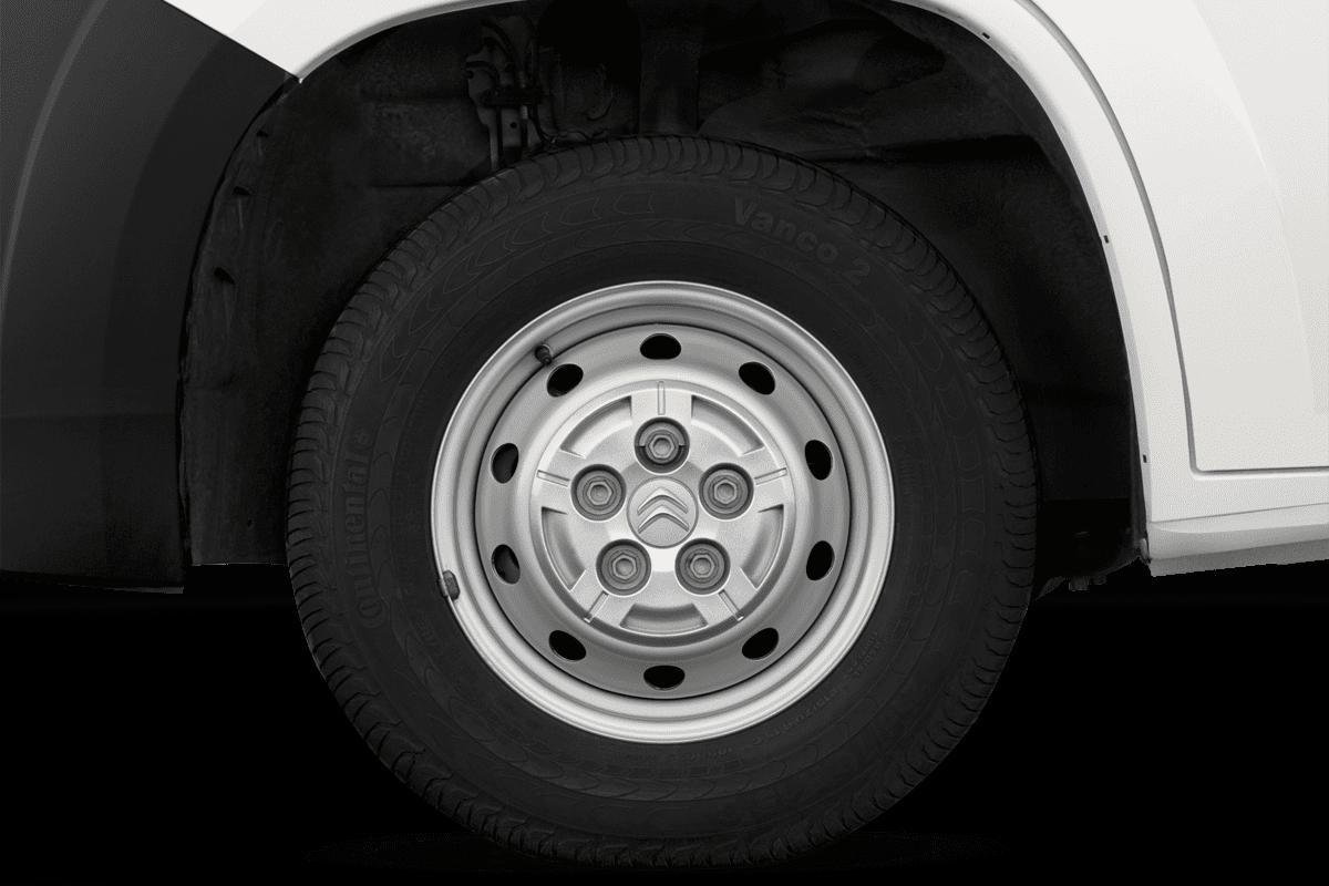 Citroen Jumper Normal Kastenwagen wheelcap