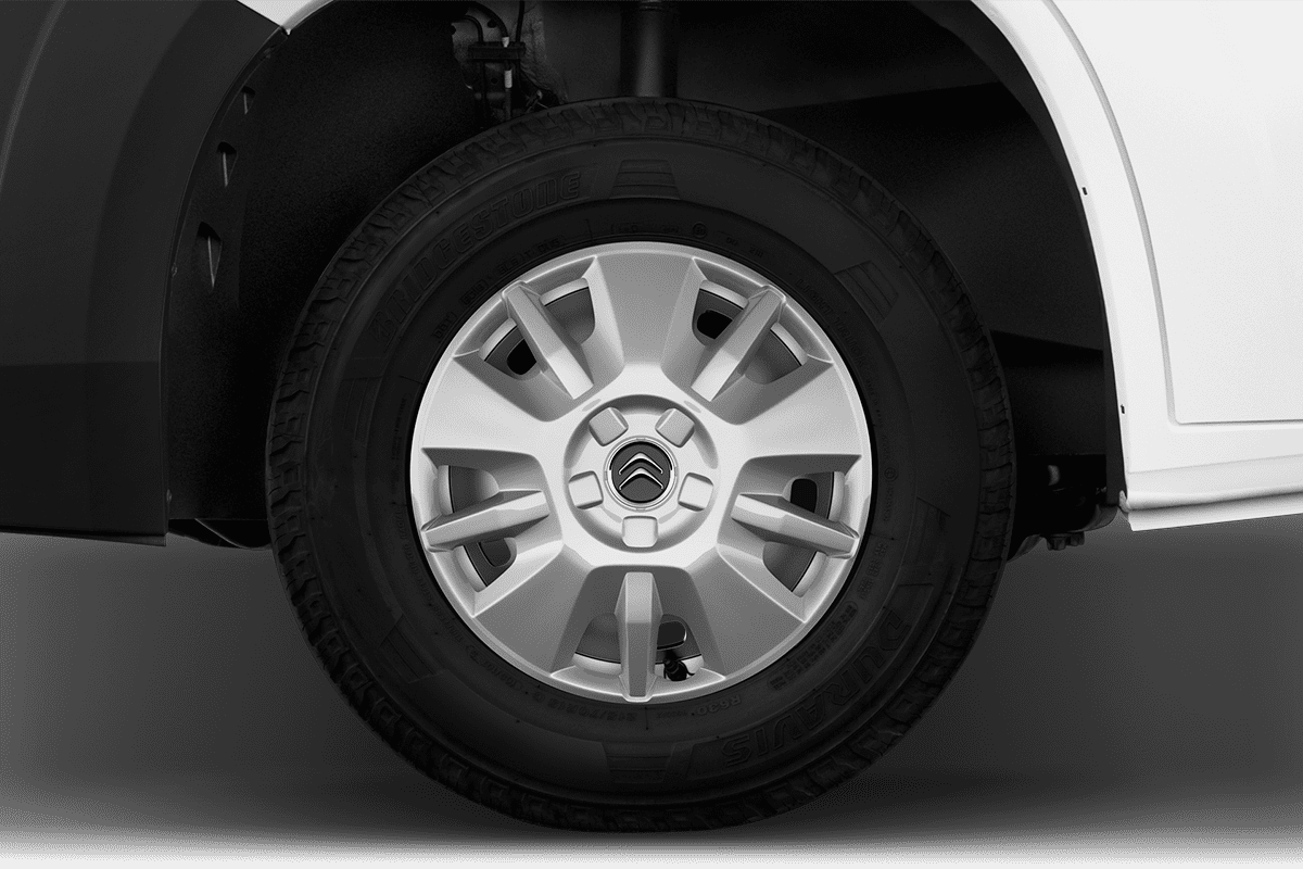Citroen Jumper Kombi wheelcap