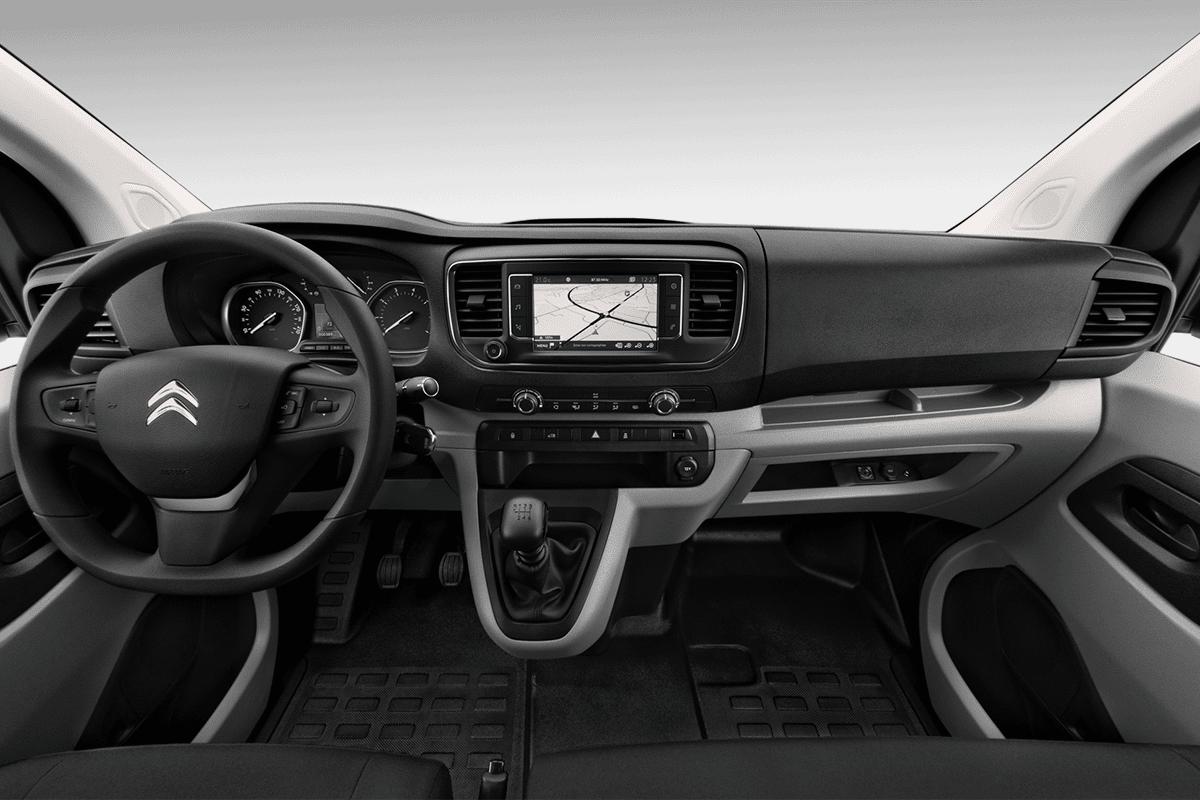Citroen Jumpy Kastenwagen dashboard