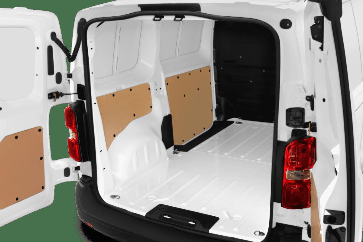 Citroen e-Jumpy Kastenwagen trunk
