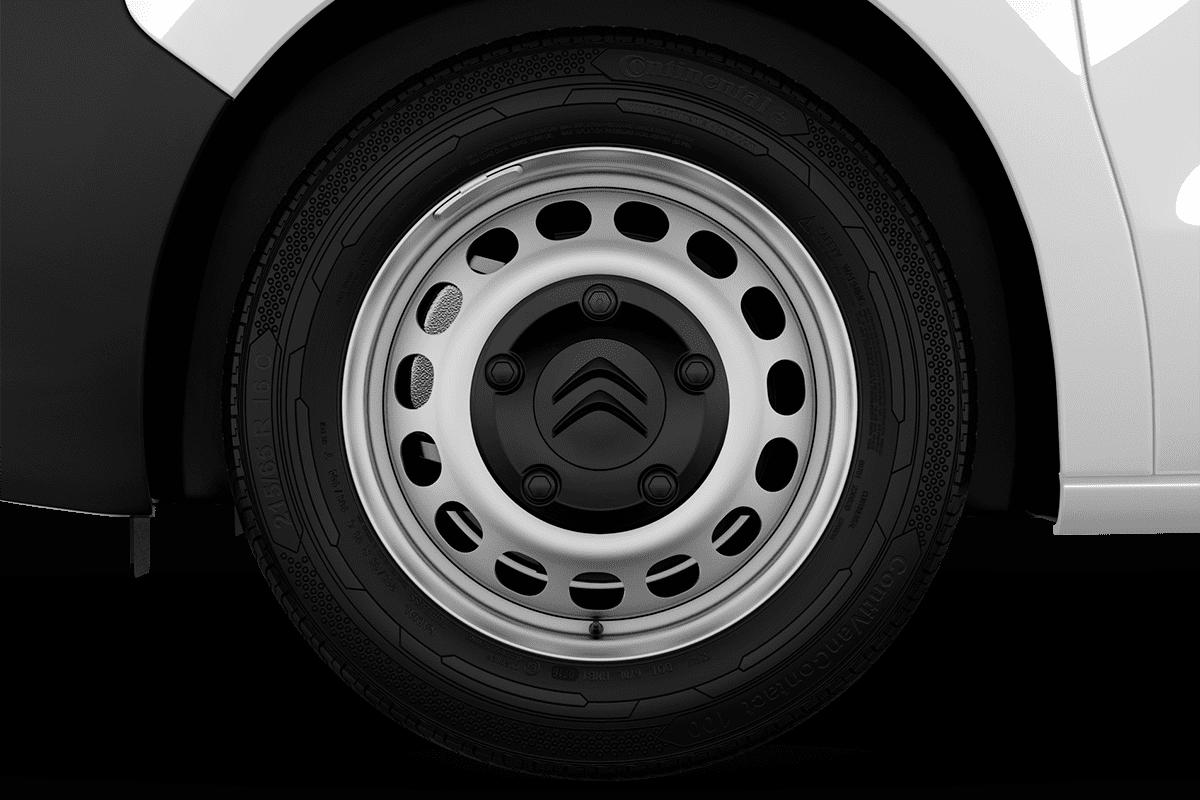 Citroen e-Jumpy Kastenwagen wheelcap