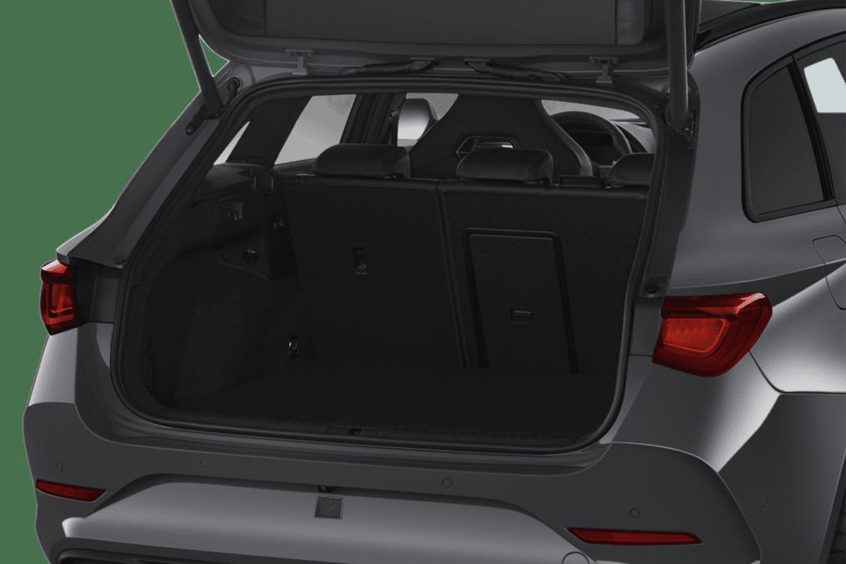 Cupra Leon ST trunk