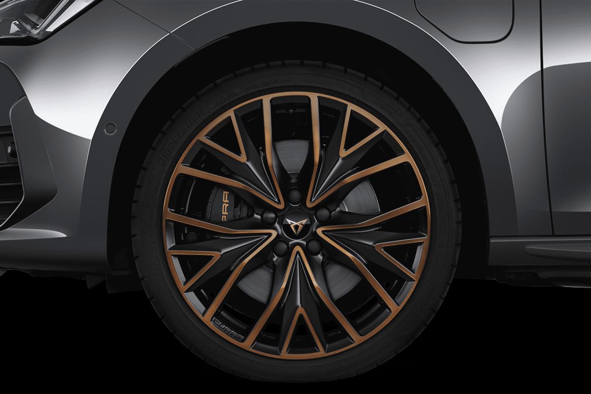 Cupra Leon ST wheelcap