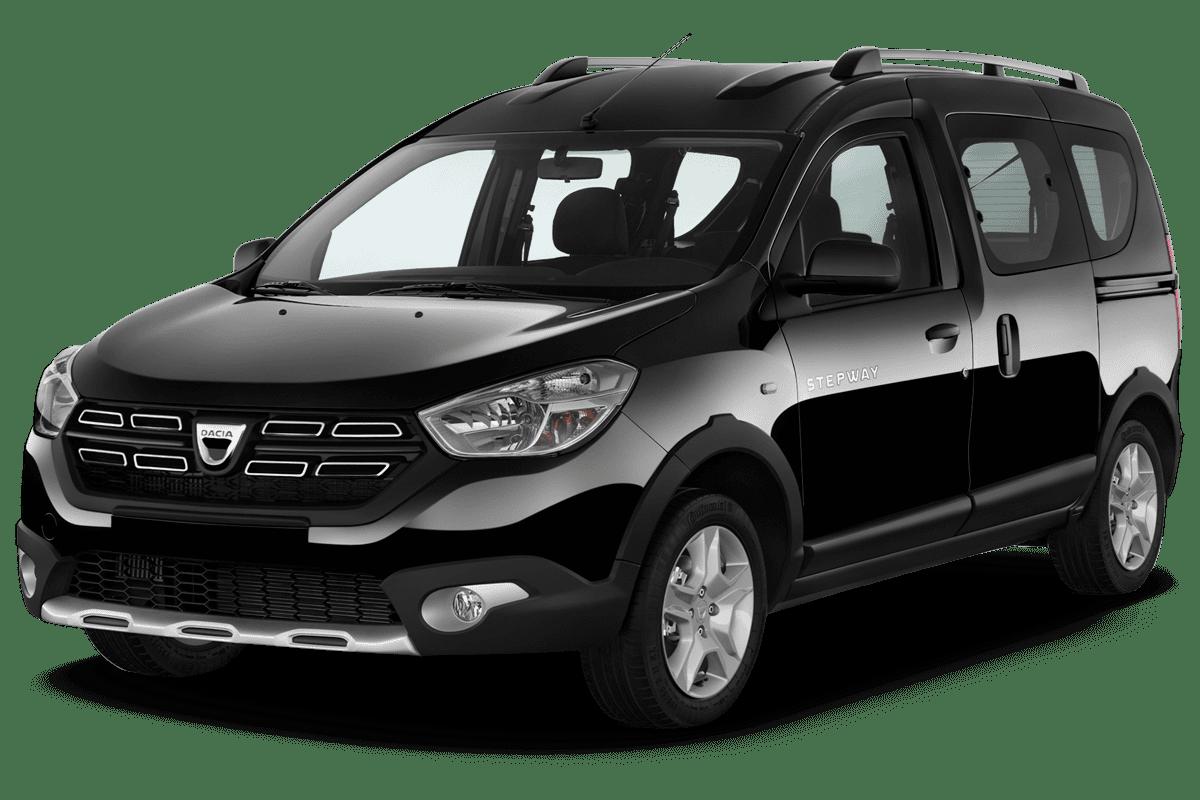 Dacia Dokker angularfront