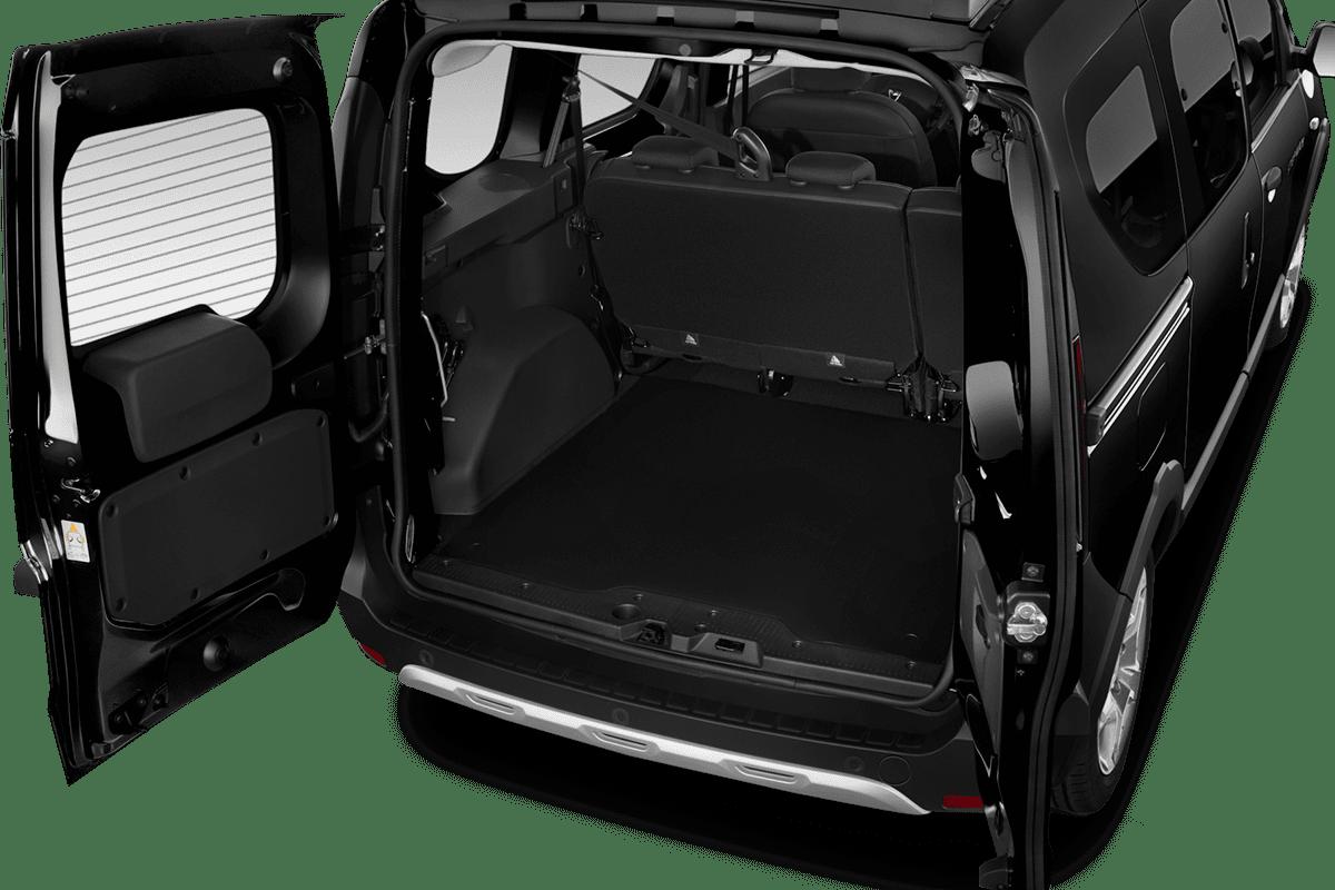 Dacia Dokker trunk