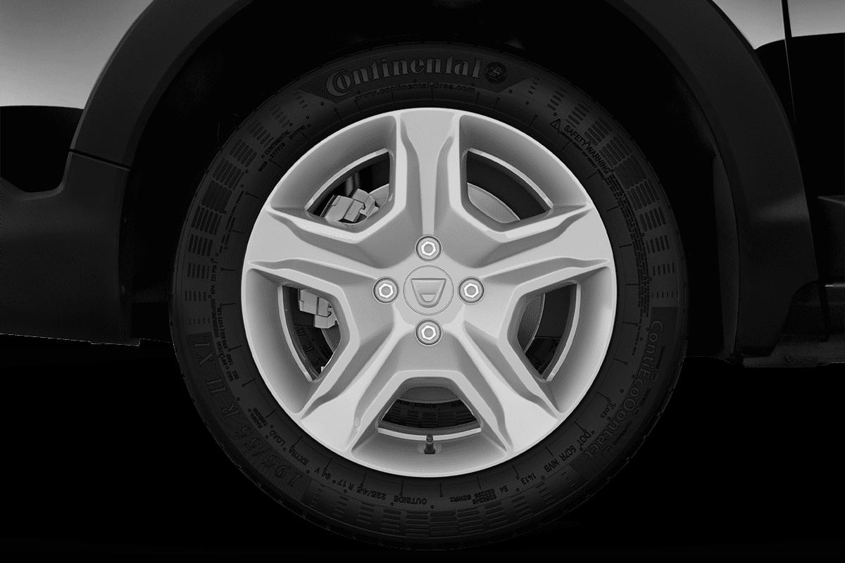 Dacia Dokker wheelcap