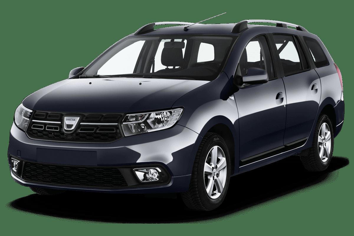 Dacia Logan MCV angularfront