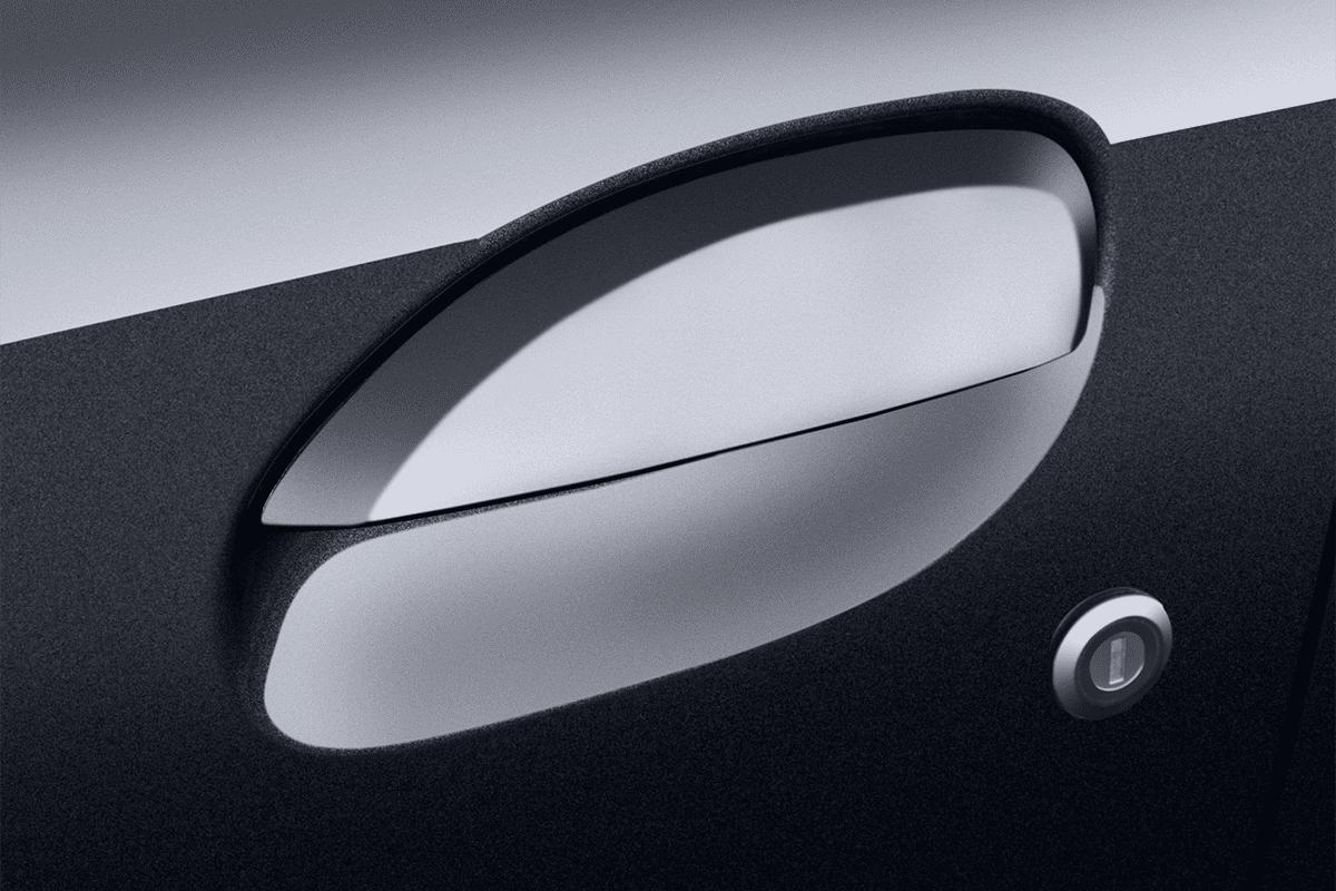 Dacia Logan MCV doorhandle