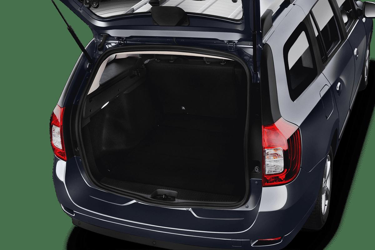 Dacia Logan MCV trunk