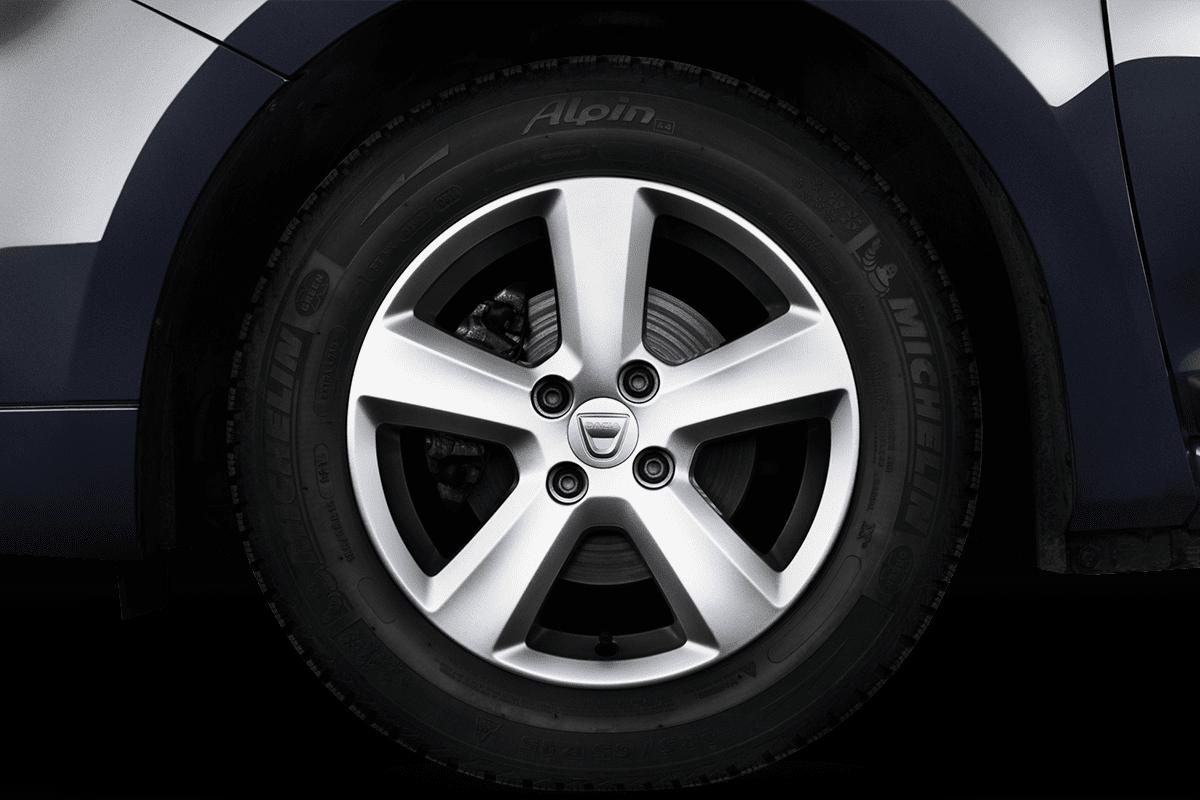 Dacia Logan MCV wheelcap
